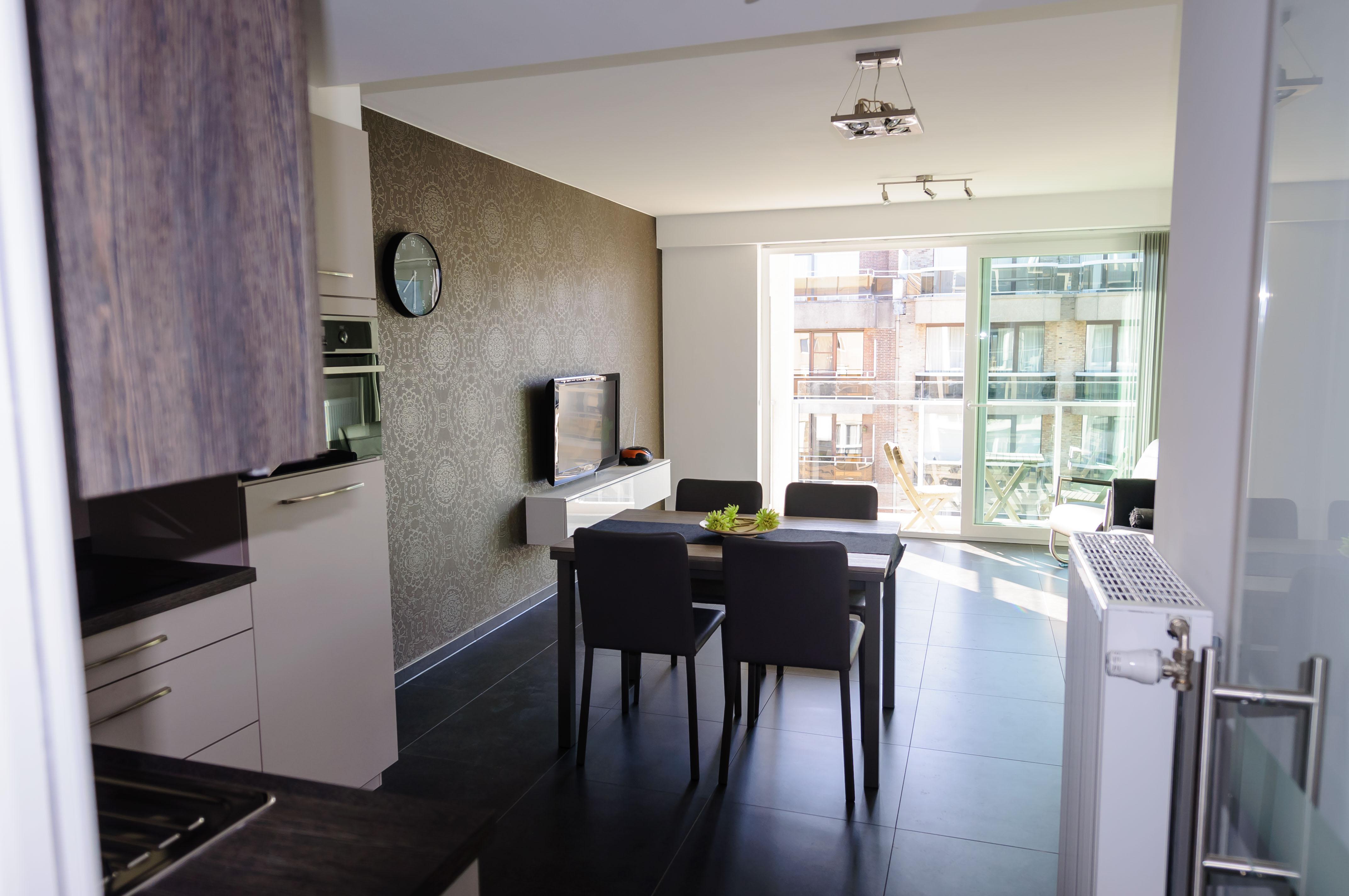 Appartement TERRA 6 pers - Appartement in Nieuwpoort te huur